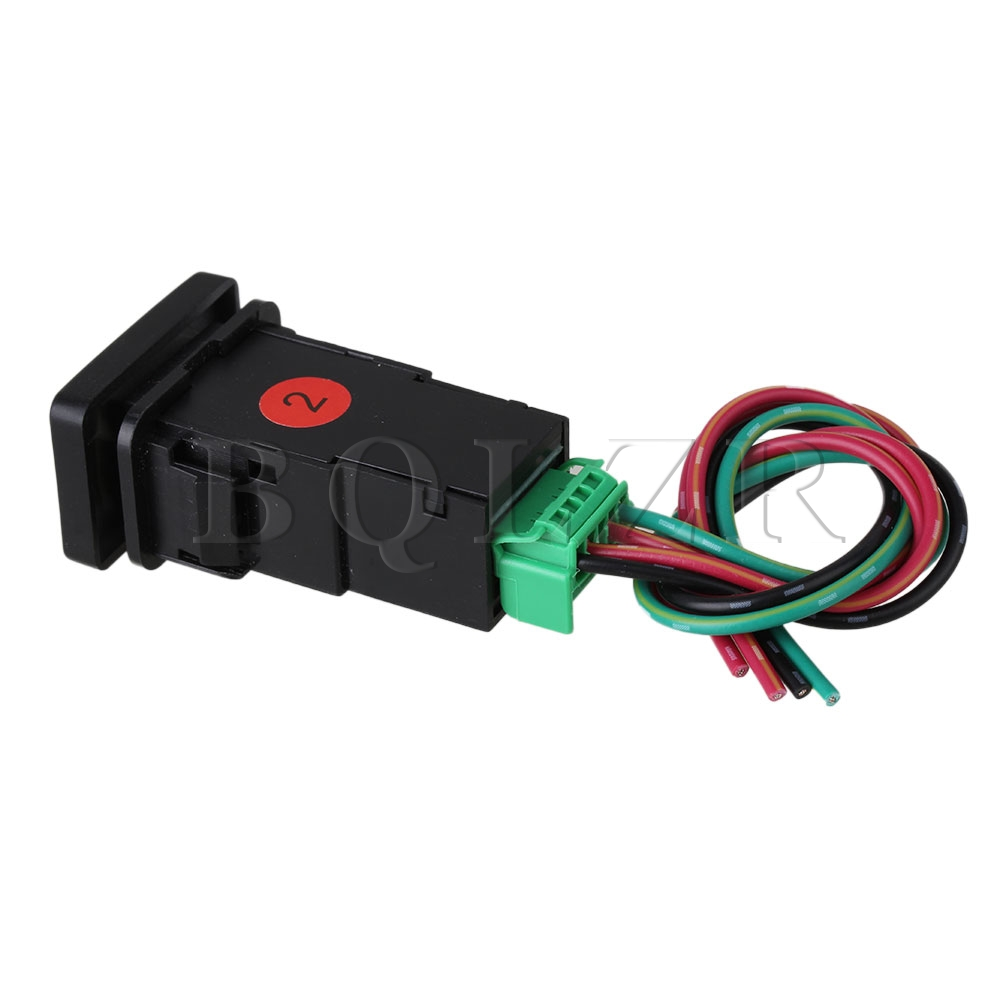 Bqlzr Green And Red Pattern Nt 2 Air Compressor Toggle Switch For Junction Box Wiring Bq Toyota New Style In Switches From Home Improvement On Alibaba Group
