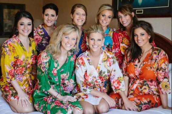 kimono robes 1