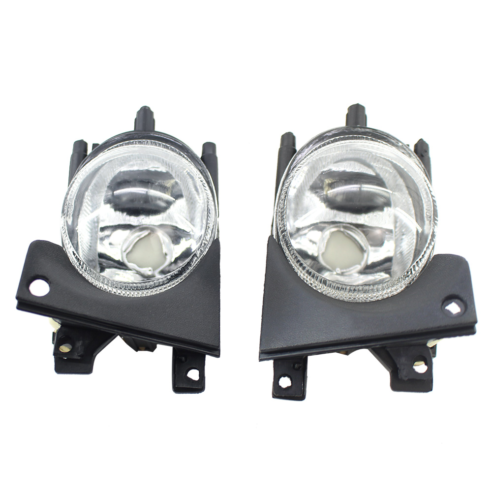 2 Pcs Car Front Fog Lights Lamp Replacement FOR BMW E39 2001 2003