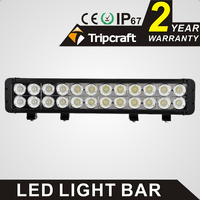 Tripcraft 240w led work light bar 20.3inch 20400lm car driving lamp for Offroad 4x4 truck SUV ATV fog lamp Spot Flood Combo Beam