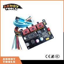 ANNOYTOOLS Mana 3 Axis stepper motor drive control board for CNC Arduino GRBL/Benbox laser engraving machine Plotter Dispenser
