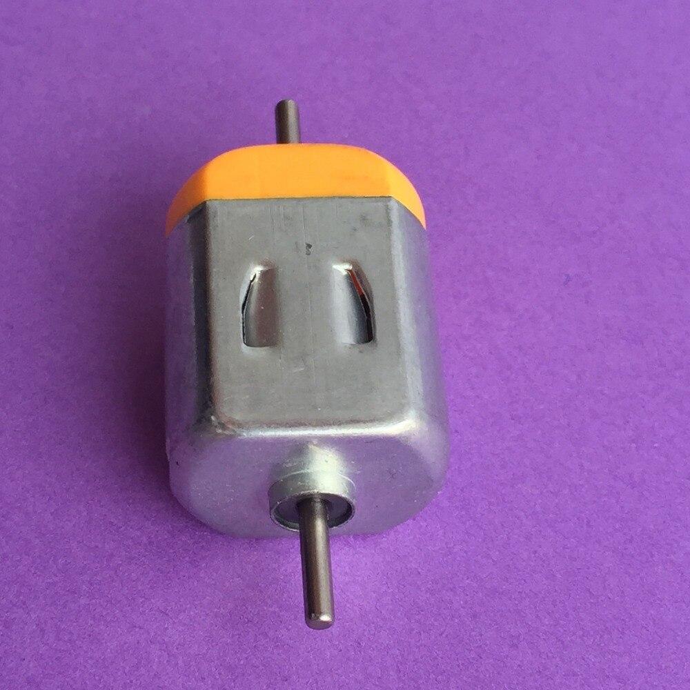 Motoren & Teile Elektrische Ausrüstungen & Supplies 1 Stück K803y Doppel Ausgang Welle Dc Motor 1,5-6 V 3 V 11000 Rpm Diy Modell Der