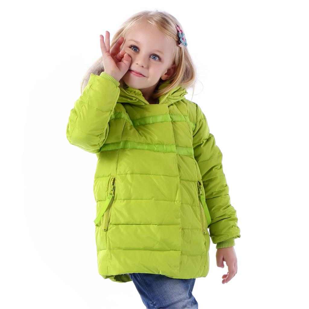 Children Girls Winter Coats Down Jacket For Boys Fashion New Hooded Long Kids Outerwear & Coat 2-8 Years Toddler Girls Clothing down winter jacket for girls thickening long coats big children s clothing 2017 girl s jacket outwear 5 14 year