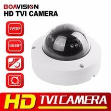 Аналоговый 2MP HDTVI Камера купола открытый Водонепроницаемый HD 1080 P TVI Камера 720 P 3.6 мм объектив ИК 10 м ночного видения Камеры скрытого видеонаблюдения