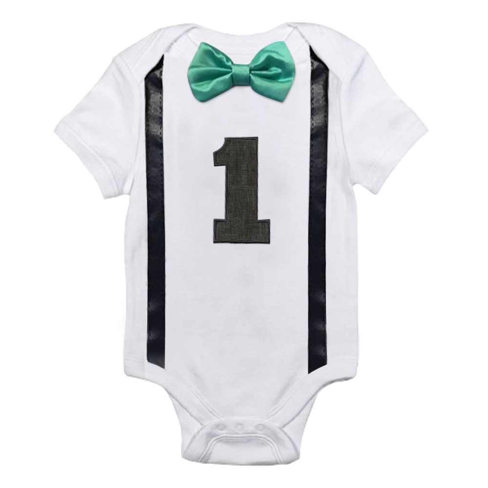 186f479fd Detail Feedback Questions about Baby Boys Bow Gentleman Romper ...