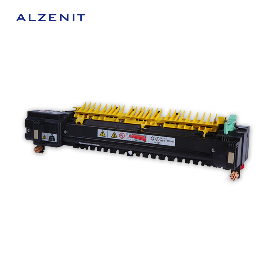 ALZENIT For Xerox DCC 3370 3370 2270 3375 4470 4475 5570 5575 7525 7545 7556 Original Used Fuser Unit Assembly 220V tpxhm c7525 color copier toner powder for xerox workcentre wc 7525 7535 7545 7556 006r011513 006r011516 kcmy 1kg bag freefedex