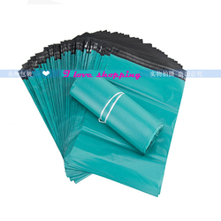 Strong new12 pcs lot 38x52cm green color poly self adhesive post mailing bags plastic courier mail.jpg 250x250