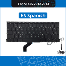 Full New ES Spanish Layout for Macbook Pro Retina 13″ A1425 Spain keyboard Replacement 2012 2013 MD212 ME662