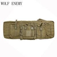100 см Открытый Военная Униформа Охота Тактический Охота пистолет прицел обновления площадь сумка защитный чехол рюкзак 1000D Интимные аксесс
