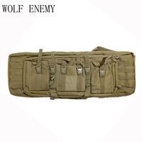 100cm Outdoor Military Hunting Tactical Hunting Gun Riflescope Pack Square Carry Bag Protection Case Backpack 1000D Accessories