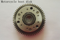 CG 200CC motorcycle start disk assy 52teeth 9 balls Boot disk