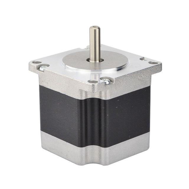 0.9deg Nema 23 Stepper Motor 0.9Nm(127.5oz.in) 0.38A 57x51mm 4-lead Nema23 Stepper 57 Motor CNC Mill Lathe Router
