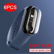 Full-Protective-Film Mi-Band M4 2-Xiomi Screen-Protector Xiaomi for 4-3/2-xiomi/Band2/..