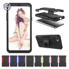 цена на Case Suit For LG Q6 Q 6 Armor Case Mobile Phone Protect LGQ6 M700A M700AN M700TV M700 A AN TV Soft Silicon Black Coque Bumper