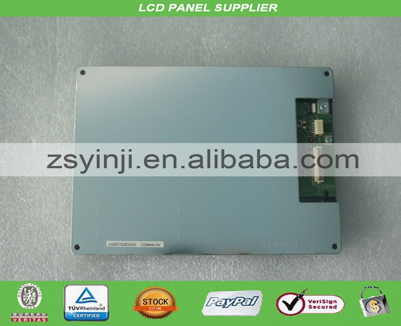 5.7 Inch  Lcd Panel  LQ057Q3DC03 With Free Shipping