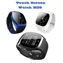 Heiße Verkäufe Touchscreen Android Smart Uhr Bluetooth Smartwatch Telefon Wasserdichte Sportuhr Für Iphone und Android-Handy Uhr