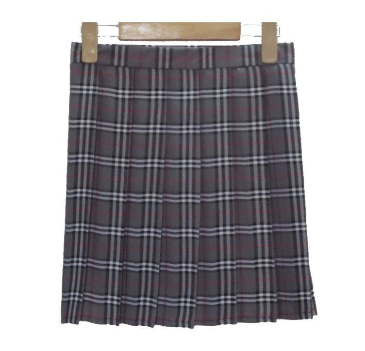 HTB189UXLFXXXXaOXFXXq6xXFXXXm - FREE SHIPPING Women Summer high waist pleated skirt  JKP106