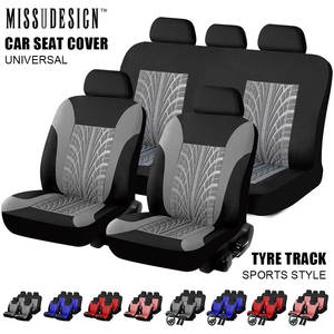 Car-Seat-Protector Front-Seats Auto-Interior-Accessories Automobile Universal Full-Set