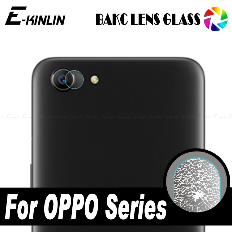Back Camera Lens Transparent Clear Tempered Glass For OPPO A83 A79 A75 A75s A73 A73t A59 A57 A39 A37 Protector Protective Film