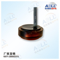 DYW 4M Customized Piezoelectric Ceramic Transducer for 4MHz Underwater Ranging Ultrasound Transducer