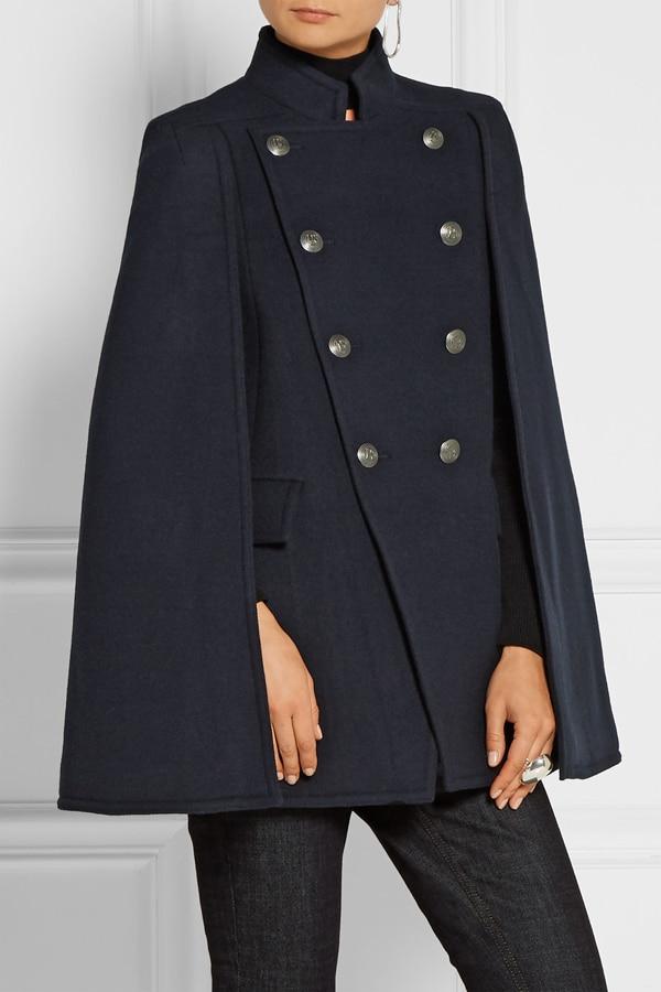 Popular Nibbuns Cape Coat-Buy Cheap Nibbuns Cape Coat lots from China ...