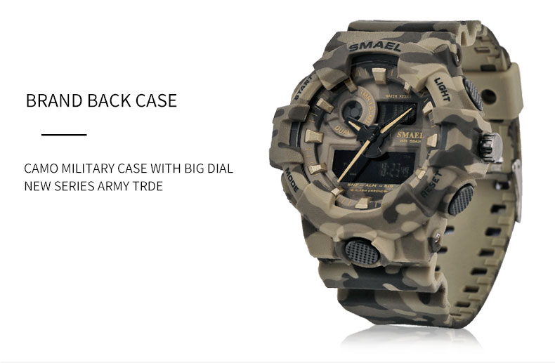 9 army watchs