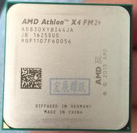 AMD Athlon X4 830 X830 FM2+ Quad Core CPU 100% working properly Desktop Processor