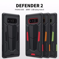For Samsung Galaxy Note 8 Shockproof Case Cover N950f Nillkin Defender 2 Slim Armor Case For