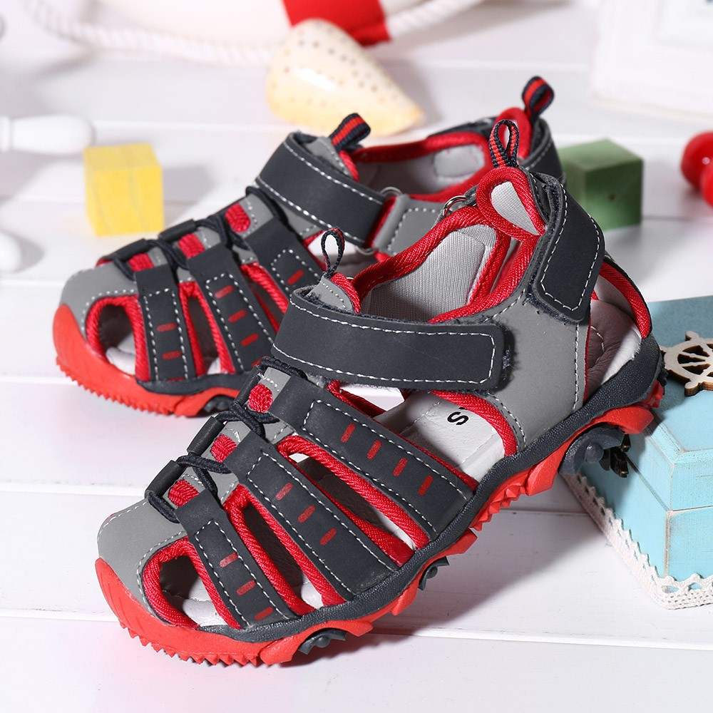 Casual Children Kids Shoes Baby Boy Girls Summer Beach Sneakers Sports Sandals