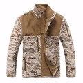 Военный Водонепроницаемый ткань ветровка мужская камуфляж сращены куртка тактические одежда теплые куртки и пиджаки на осень пальто