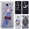 Soft TPU Mobile Phone Case Cover For Huawei GR5 Honor 5X Honor Play 5X Mate 7 Mini Honor5X mate7 mini 5.5 inch silicone Case
