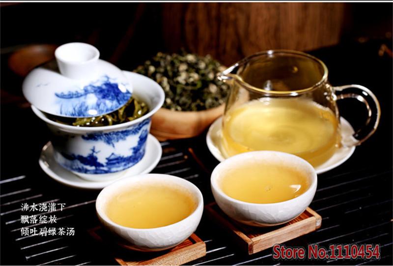 Promotion Chinese High Quality Biluochun Tea 250g Fresh Natural Original Green Tea High Cost-effective Kung Fu Tea