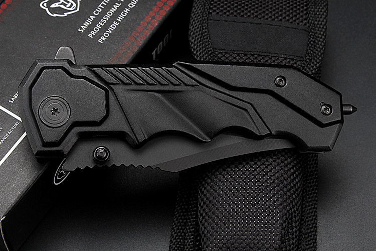 Купить с кэшбэком 2020 New Hot Sale Outdoor Portable Fixed Tactical Folding Knife Self-defense Camping Survival Small Hunting Knives EDC Tools