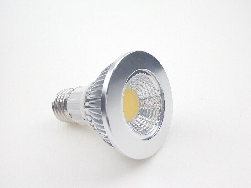 Затемнения удара светодиодные лампы PAR20 E27 5 Вт 3 Вт 110 В 220 В для Освещение в помещении декоративные пузырь современный дизайн ce Рош <font><b>WW</b></font> CW