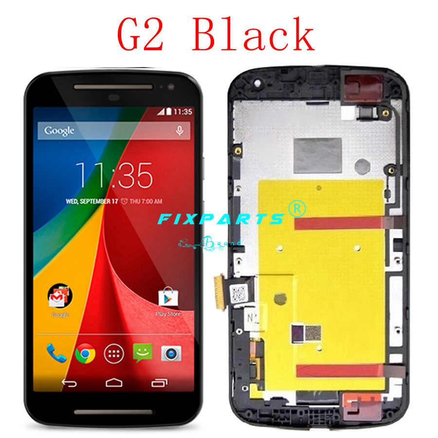 For Motorola Moto G3 G 3rd Gen XT1544 XT1550 XT1540 XT1541 XT1543 LCD  Display Touch Screen Digitizer Assembly For Moto G 2nd G2| | - AliExpress