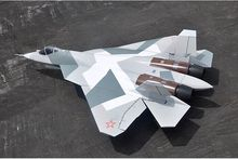 Super Sukhoi PAK FA T-50 RC EDF Jet Airplane T50 rc jet twin 70mm EDF jet