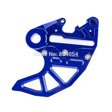 Best price Blue CNC Brake Caliper Support with Brake Disc Guard  For KTM SX EXC 125 250 350 450 2004-2015