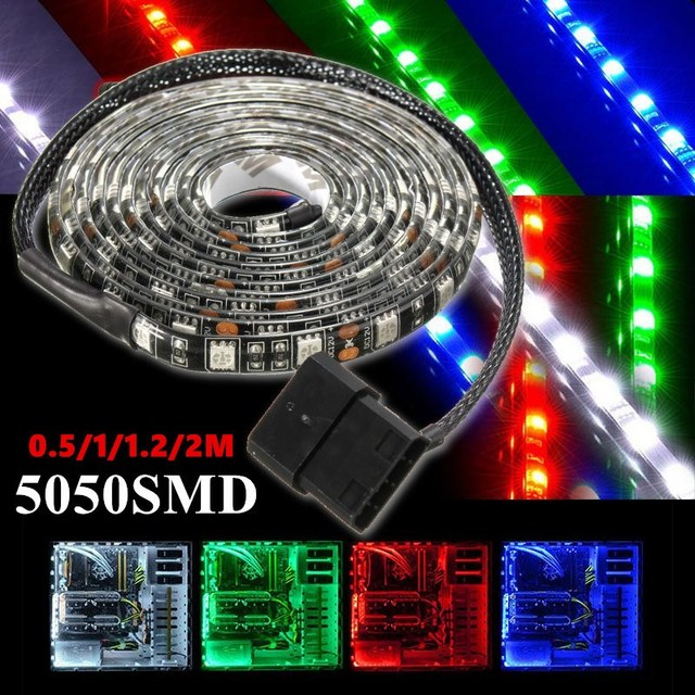 Top quality 50100120200cm 5050 led waterproof flexible strip top quality 50100120200cm 5050 led waterproof flexible strip background light mozeypictures Choice Image