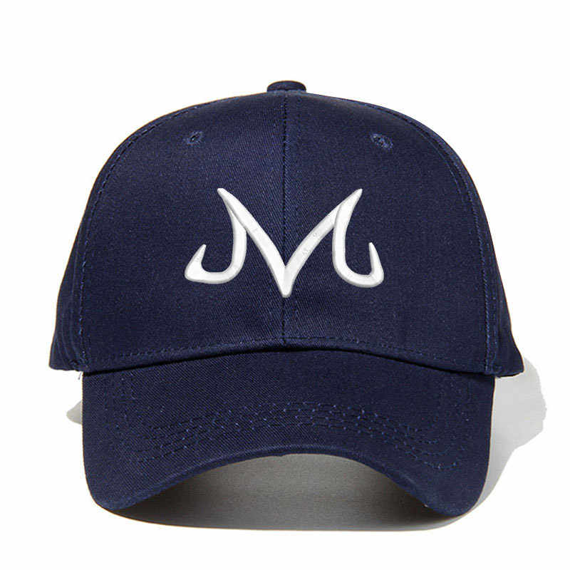 魔人ブウドラゴンボールスナップバックキャップコットン野球帽キャップ男性女性ヒップホップお父さん帽子ゴルフキャップ Garros ドロップシッピング