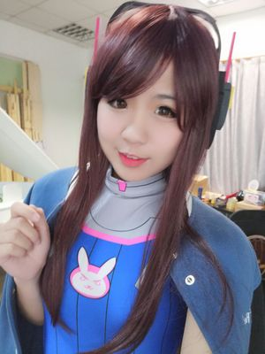 D.VA headset EVA material Light weight and good flexibility in stock free shipping