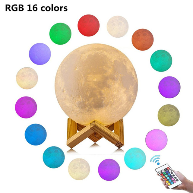 16 Color USB Desk light 2