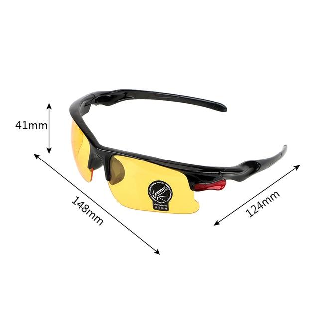 YOSOLO Protective Gears Sunglasses Night Vision Drivers Goggles Driving Glasses Night-Vision Glasses 5