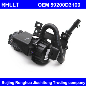 Image 5 - Genuine accessories OEM 59200D3100 59100D3100 vacuum pump assembly for Hyundai Tucson TL 1.6T 2015 2018