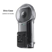 Insta360 1 X Bao Lặn Cho Bộ Máy 360 1 X Vỏ Chống Thấm Nước Hay Bao Lặn Lặn Sâu 30M Hành Động phụ Kiện Máy Ảnh