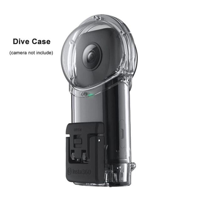 Insta360 One X Dive Fall für Insta 360 ONE X Wasserdichte Fall oder Dive Fall Tauchen 30M Tiefe action kamera Zubehör