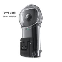 Insta360 One X funda de buceo para Insta 360 ONE X, funda impermeable para buceo, accesorios de Cámara de Acción de 30M de profundidad