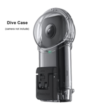 Insta360 um x caso de mergulho para insta 360 um x caso à prova dwaterproof água ou caso mergulho 30m profundidade acessórios da câmera ação