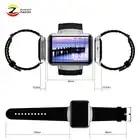 DM98 reloj inteligente MTK6572 Dual core 2,2 pulgadas HD IPS pantalla LCD de 900 mAh batería de la batería 512 MB Ram 4 GB rom Android 4,4 OS 3G WCDMA GPS WIFI - 6