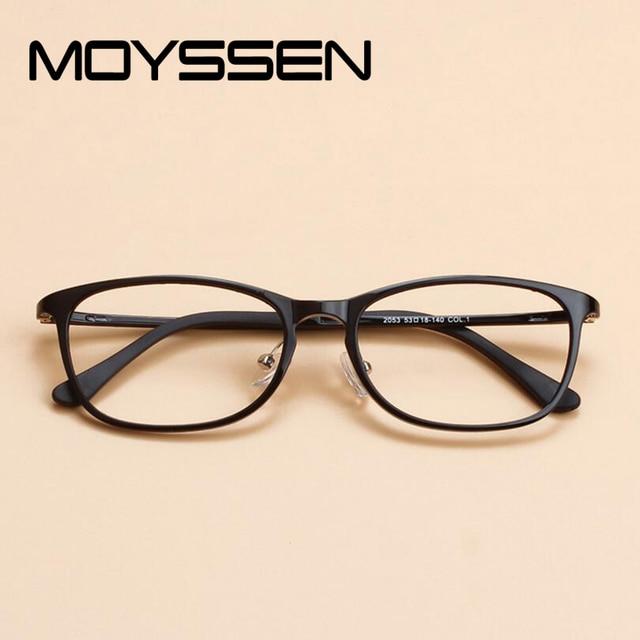 516adda58b92 Korean High-end Men Vintage Brand Tungsten Glasses Frame Women Ultra light  Myopia Carbon Steel