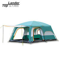 8 Person Large Family Tents For Camping
